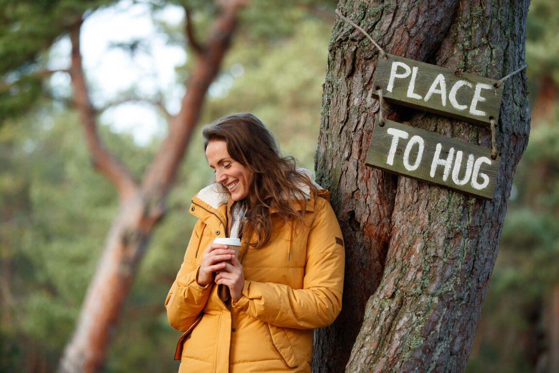 Place to hug in LaSpa Laulasmaa