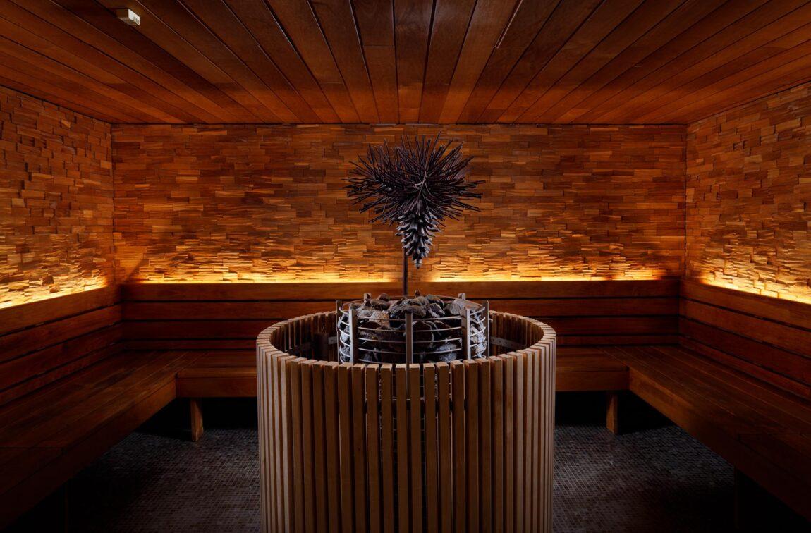 Aroma Sauna I Saunas in LaSpa hotel