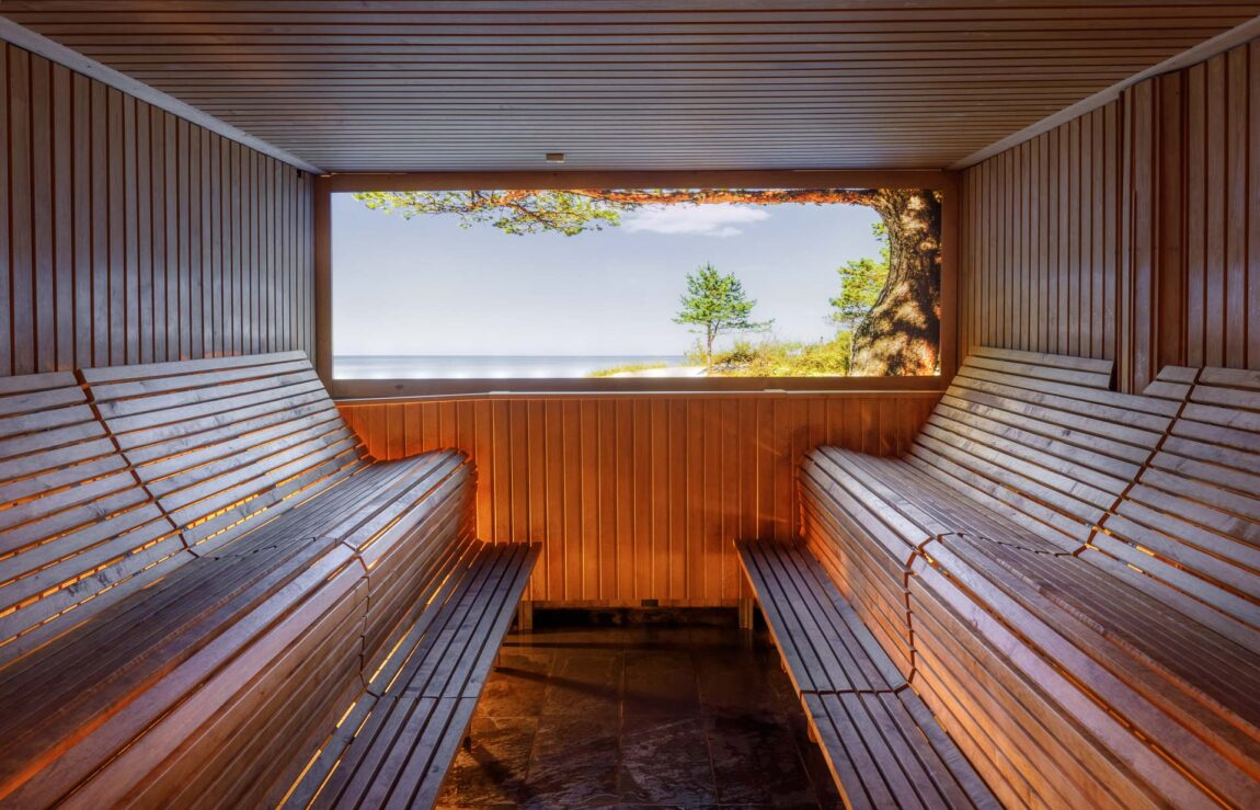 Sanarium I Saunas in LaSpa hotel