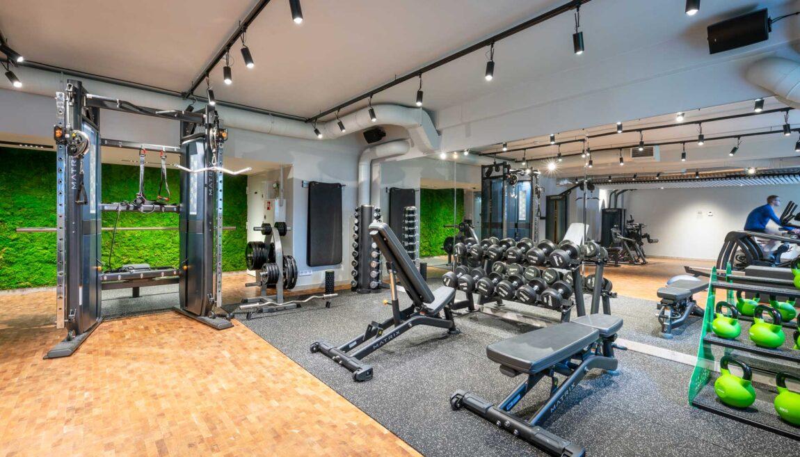 Gym LaSpa hotel