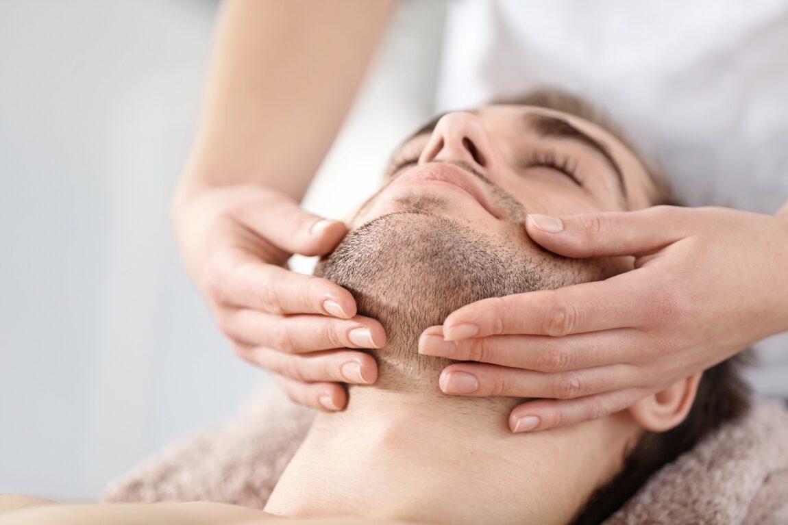 Facial treatments for man I Naudi Spa in Laulasmaa