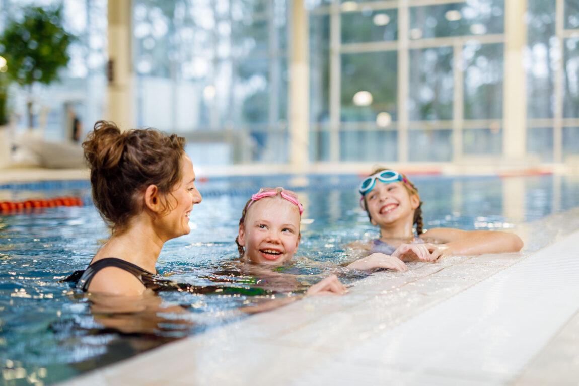 Family vacation in Laulasmaa spa