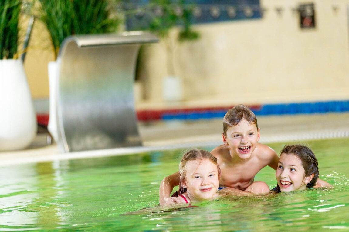 Water and sauna centre I Swimming pools I LaSpa spa hotel